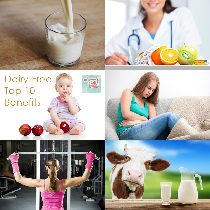 Dairy-Free Benefits: The Top 10 Reasons People Choose to Go Dairy Free