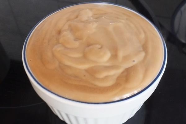 Café au Lait Dairy-Free Crema