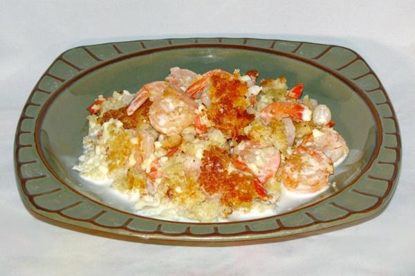 Creamy Crunchy Coconut Shrimp