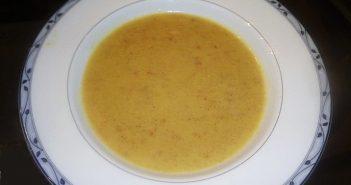 No Broth Curry Almond Milk Bacon Potato Soup