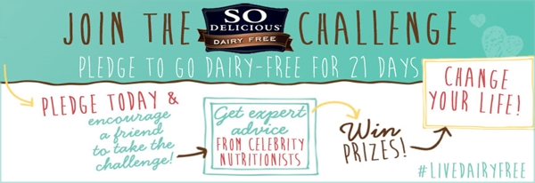 So Delicious 21 Day Dairy Free Challenge