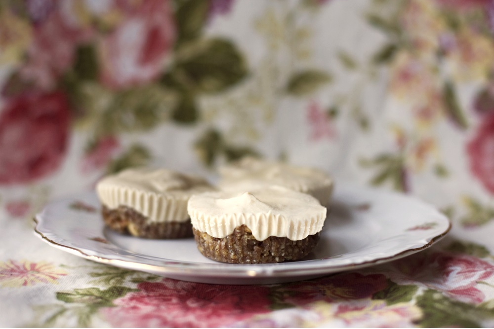 Vegan Cheesecake Cups Recipe - an unbelievable decadent yet healthy  treat that is 100% dairy-free, gluten-free & grain-free! Optionally paleo, too.