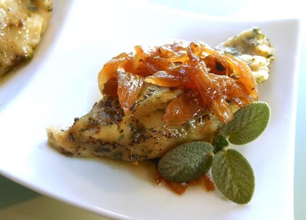 Vegan Kale Pierogi with Sweet Potato Filling
