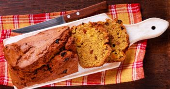Golden Dairy-Free Butternut Squash Bread with Warm Ginger