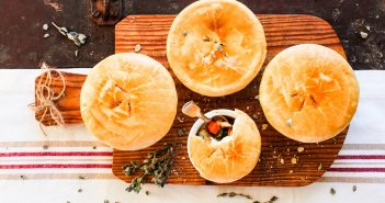 Classic Dairy-Free Turkey Pot Pie Recipe - a fantastic winter dinner and perfect for leftover Thanksgiving turkey (also egg-free and nut-free)