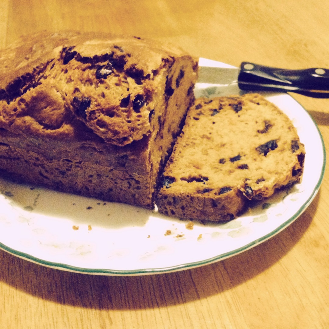 Dairy-Free Butternut Squash Bread Recipe with Dates