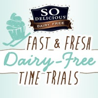 Fast and Fresh Dairy Free Time Trials Recipe Contest