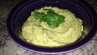 Green Curry Hummus