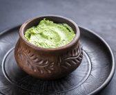 Green Curry Hummus
