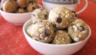 Chocolate Chip Oatmeal Cookie Dough Balls