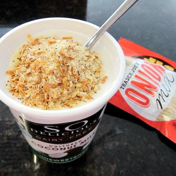 Low-Sugar Dairy-Free Recipes: 2-Ingredient Onion Dip