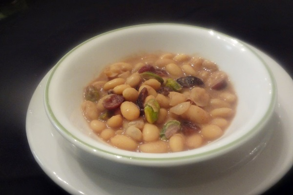 Fruit and Nut Maple Dessert Beans
