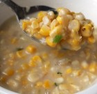 TexMex Dairy-Free Cream of Corn Soup