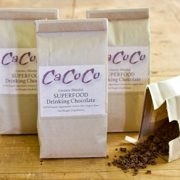 2014 Best New Dairy-Free Products - CaCoCo Superfood Drinking Chocolate