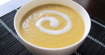 Fast Dairy-Free Recipes: Cream of Celery Root Soup