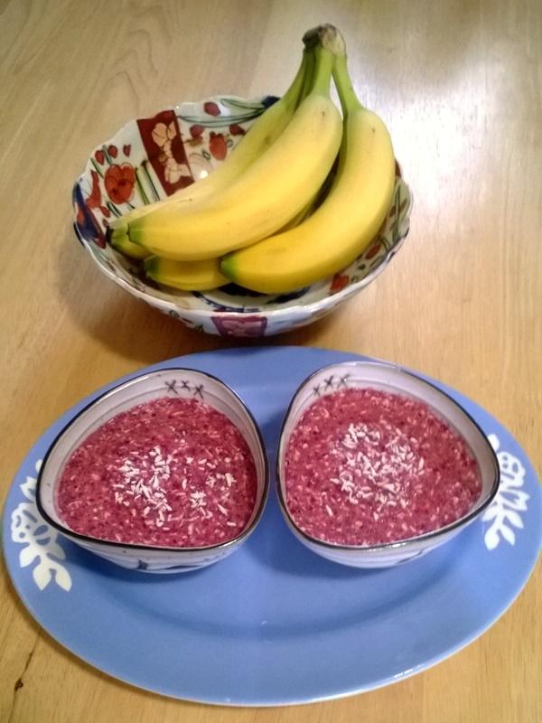 Nutritious Cherry Delicious Dessert (Vegan, Dairy-Free, Gluten-Free, Anti-Inflammatory)