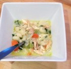 Easy Chicken Gnocchi Soup