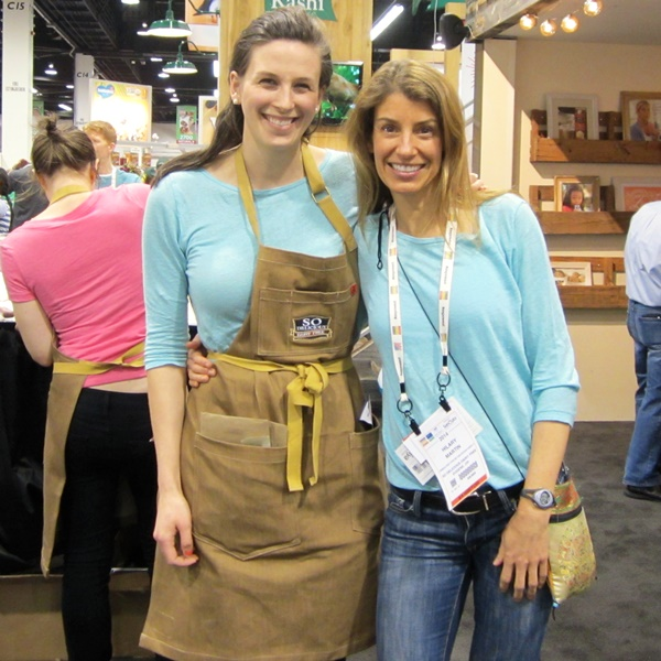 Dairy-Free Industry Booms - Brittany and Hilary of So Delicious Dairy Free