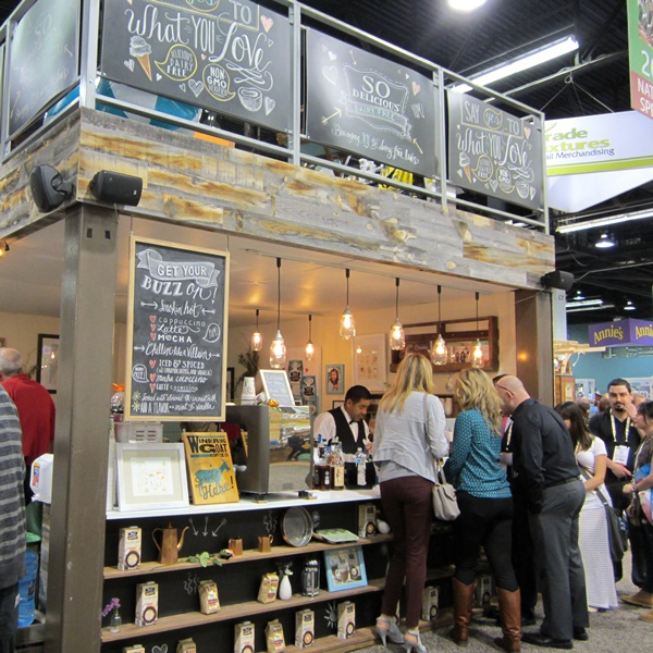 Dairy-Free Industry Booms - So Delicious Dairy Free Booth