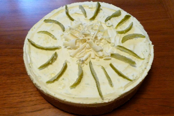Dairy-Free Key Lime Mousse Pie Recipe