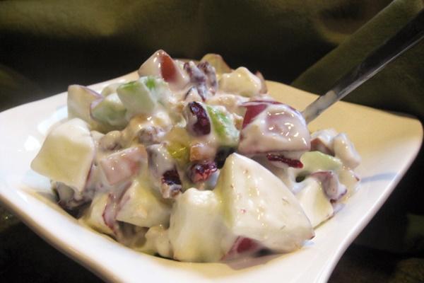 Dairy-Free Waldorf Salad