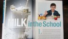 Milk Allergy at School: Feature Now Online