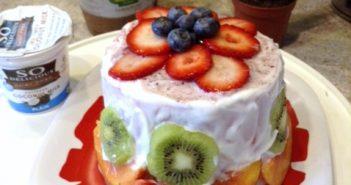 Nutritious Watermelon Cake