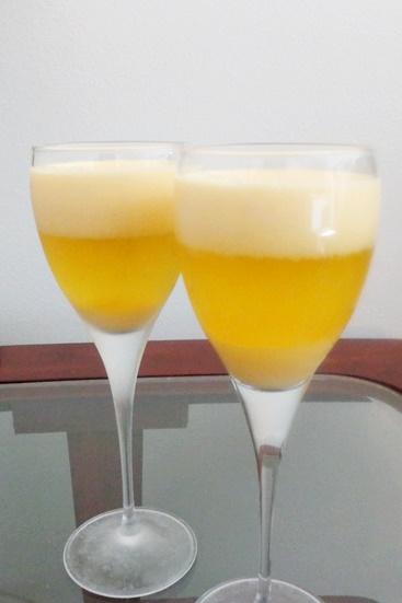 Orange Vanilla Creamsicle Jelly Recipe (dairy-free)