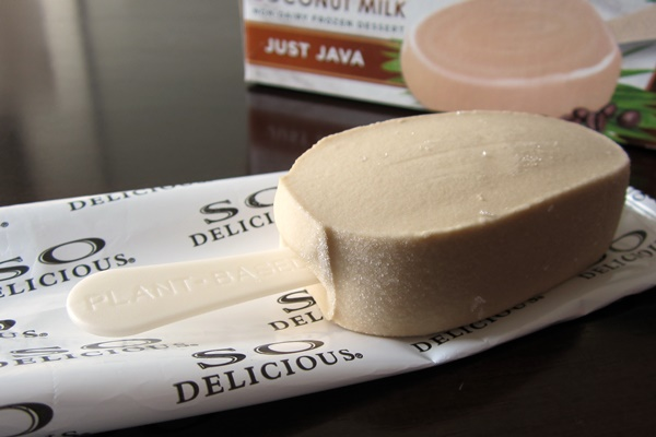 So Delicious Minis Just Java Dairy Free Coconut Milk Ice Cream Bars
