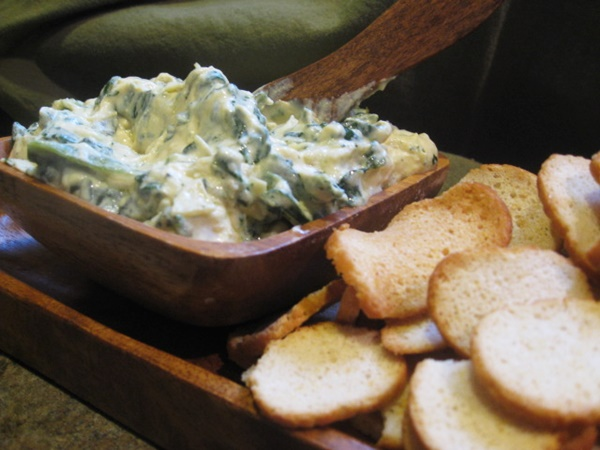 Dairy-Free Spinach Artichoke Dip Recipe (Vegan, Gluten-Free, Soy-Free - optionally Nut-Free)