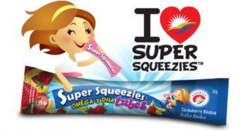 Sunrise Super Squeezies Dairy-Free Pudding Tubes