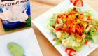 Sweet and Savory Spring Chicken Salad