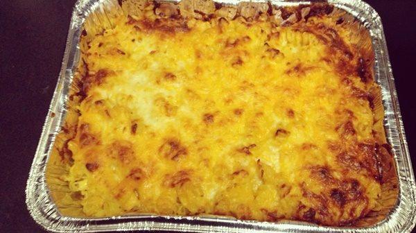 Creamy Vegan Mac & Cheese (Gluten Free)