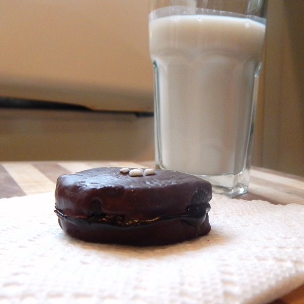 Vegan and Gluten-Free Thin Mint Sandwich Cookies