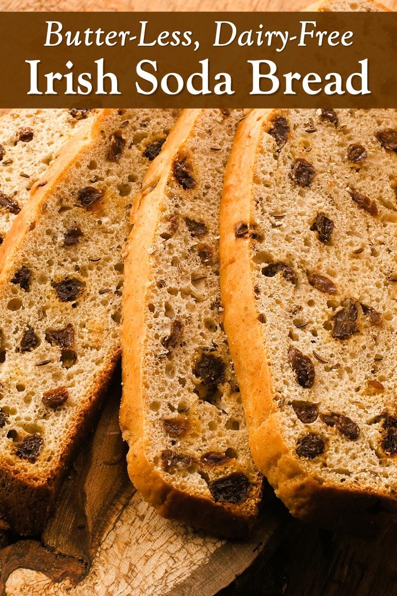 Dairy-Free Irish Soda Bread Recipe