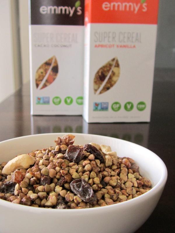 Emmys Super Cereals - Raw, Organic, Vegan, Gluten-Free, Dairy-Free
