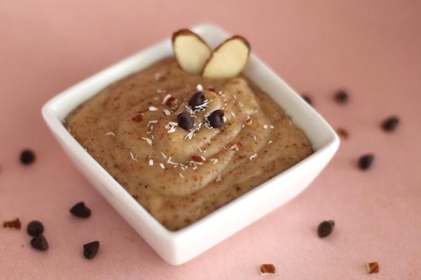 Healthy Almond Joy Spread - Dairy-Free, Gluten-Free, Sugar-Free and Vegan