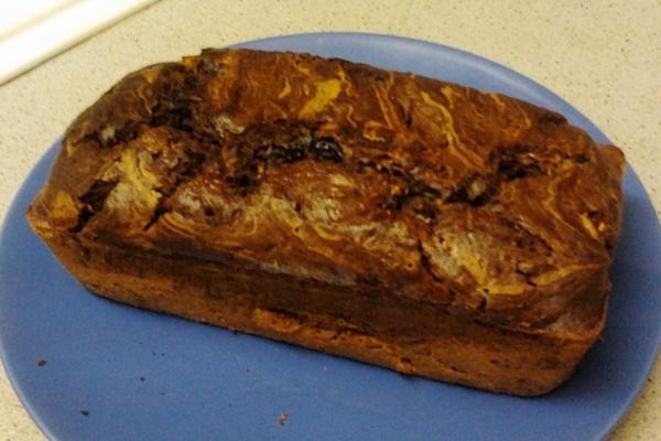 Vegan Chocolate Zucchini Bread