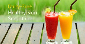3 Dairy-Free, Anti-Aging, Healthy Skin Smoothies