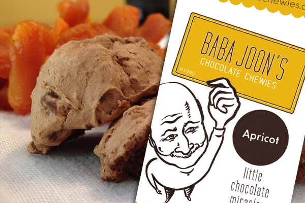 Baba Joon's Chocolate Chewies: Little Dairy-Free and Gluten-Free Chocolate Miracles - Apricot