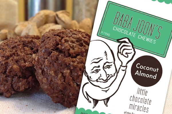 Baba Joon's Chocolate Chewies: Little Dairy-Free and Gluten-Free Chocolate Miracles - Coconut Almond