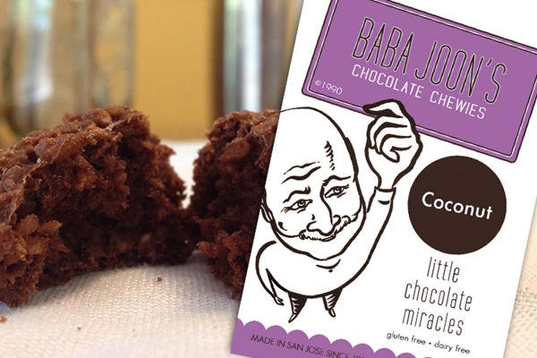 Baba Joon's Chocolate Chewies: Little Dairy-Free and Gluten-Free Chocolate Miracles - Coconut