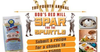 Bob's Red Mill Spar for Spurtle 2014 Recipe Contest