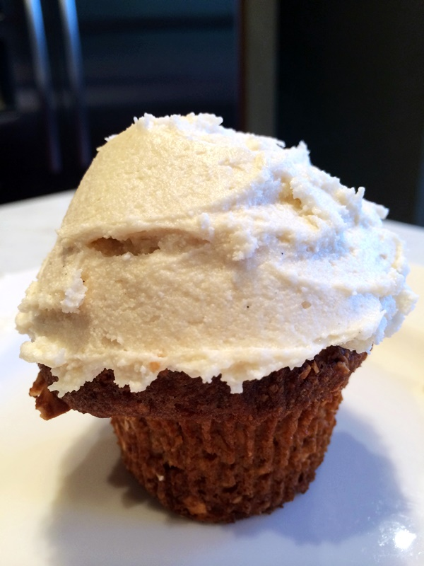 Ice Cream Buttercream Frosting (dairy-free, gluten-free, and vegan!)