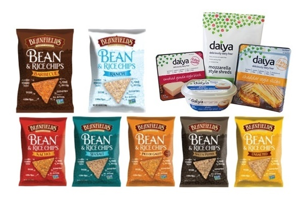 Win a Year's Supply of Daiya Dairy Free AND Beanfield's Bean & Rice Chips
