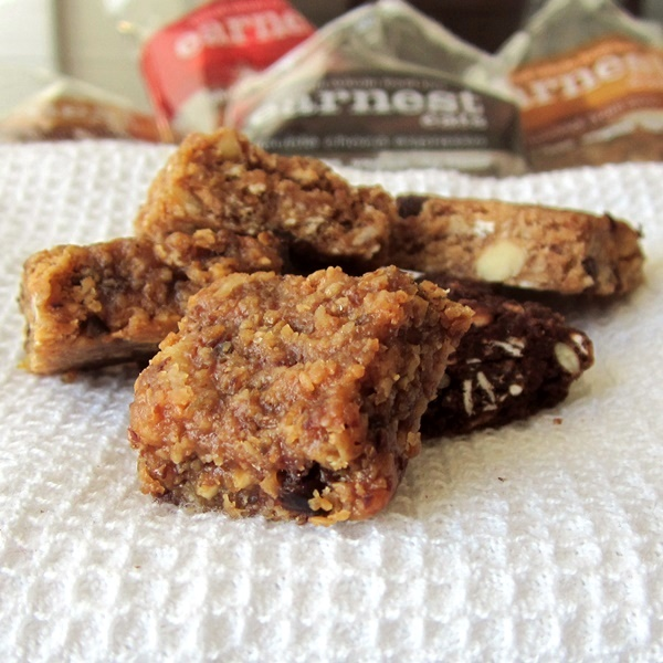 Earnest Eats Baked Whole Food Bars (Dairy-Free, Vegan)