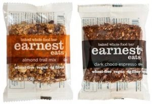Earnest Eats Energy Bars - Almond Trail Mix, Dark Choco Espresso, and More (Dairy-Free, Vegan)