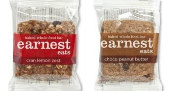 Earnest Eats Energy Bars (A Dairy-Free and Vegan Review)