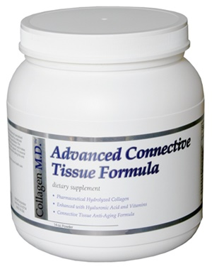 Gluten-Free and Dairy-Free Supplements - Collagen MD Advanced Connective Tissue Formula