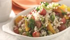 Brown Rice Summer Salad with Golden Beets